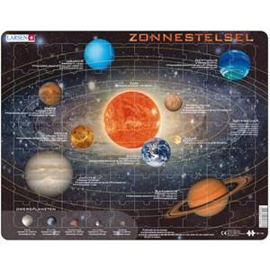 "Larsen (SS1-NL) - ""Zonnestelsel - NL"" - 70 Teile Puzzle"